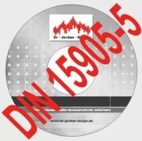 Paket zur Messung bei Veranstaltungen DIN15905-5